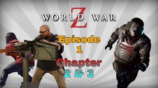 Am I the Worst Teammate? - World War Z Game (Funny Moments)
