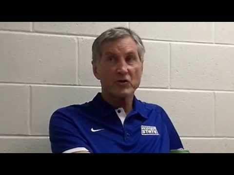 Bill Curry Georgia State-Tennessee Postgame - Sept. 8, 2012