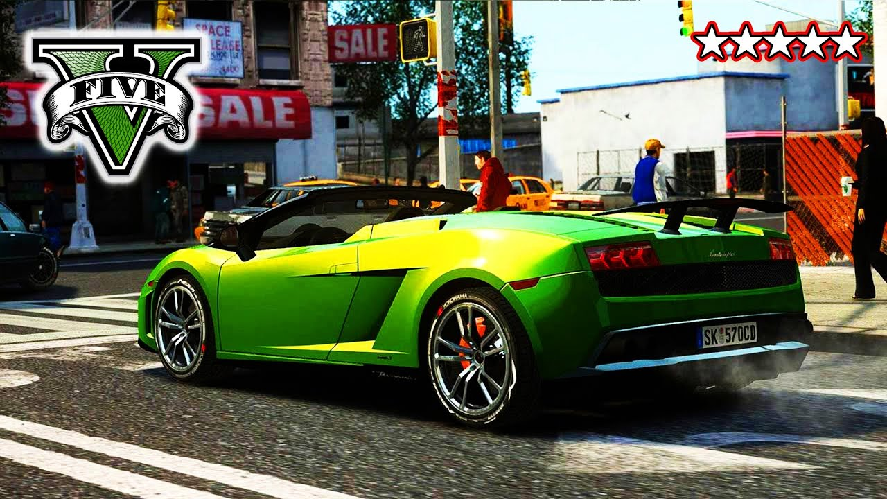 Autos In Gta 5
