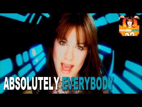 Vanessa Amorosi | Absolutely Everybody | Club Version