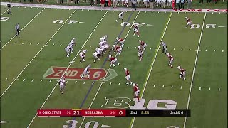 Terry McLaurin's 31-Yard Touchdown vs. Nebraska