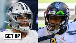 This is Dak Prescott's chance to look like Russell Wilson - Ryan Clark | Get Up