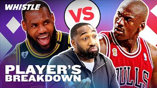 Why LEBRON Is The Goat, NOT Michael Jordan!   Gilbert Arenas Breakdown