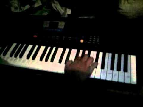 rafaga - mentirosa-teclado