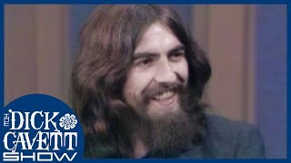 George Harrison on John Lennon and The Beatles | The Dick Cavett Show
