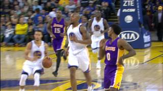 Warriors Set Franchise Record with 47 Assists l 11.23.16