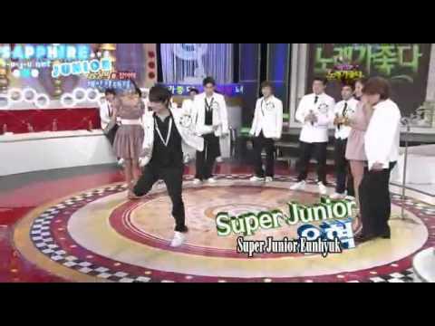 [Vietsub] EunHyuk dance in Song Battle.flv