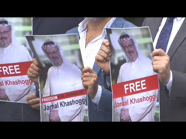 土國情資顯示 失蹤沙國記者哈紹吉已遇害