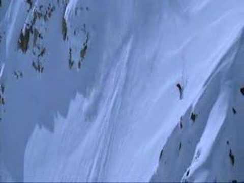 Екстремен сноубординг
