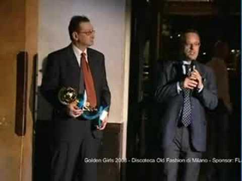 Golden Girls Padovan rewards the GOLDEN PALLONE