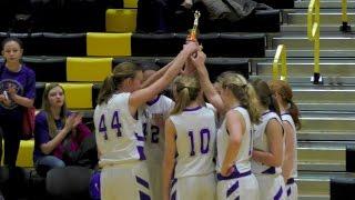 Triton vs North Judson - 8th Grade Girls Basketball 🏀 HNAC Championship 🏆 3-4-2017
