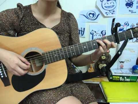 吉他翻唱 張懸 《兒歌》 cover by pony 豬有才