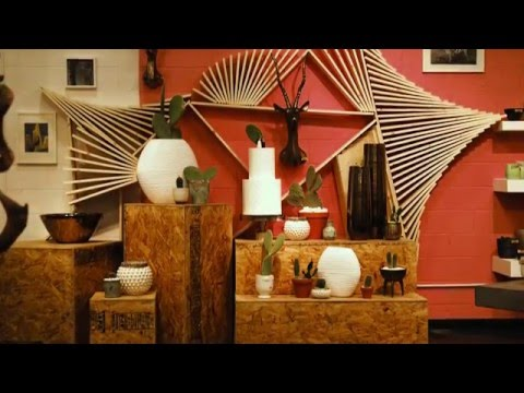 Get the Look: Cactus Party Showroom Display