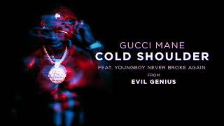 Gucci Mane - Cold Shoulder feat. Youngboy Never Broke Again [Official Audio]