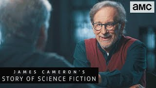 'Steven Spielberg's Influences & Kubrick Friendship' | James Cameron's Story of Science Fiction
