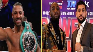 Terence Crawford vs Kell Brook!!💥💥💥💪💪My Opinion