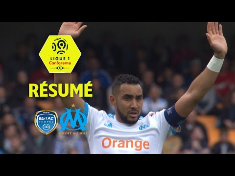 Troyes vs Olympique Marseille