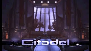 Mass Effect - Citadel: Council Chambers (1 Hour of Music)