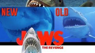 JAWS THE REVENGE Shark Chase Sequence VFX REDONE!