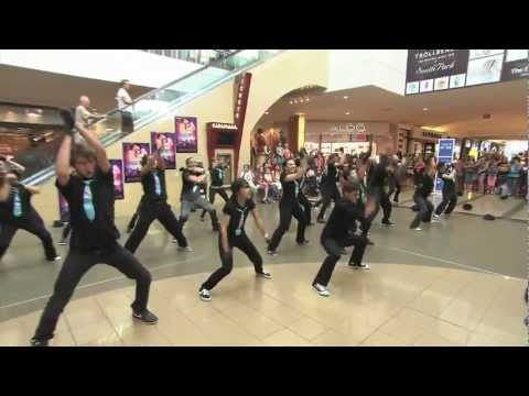 (Full) Step Up Revolution Flash Mob - Cleveland, OH. w Rock City Dance & Misha Gabriel