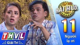 THVL | Cặp đôi hài hước Mùa 2 – Tập 11[7]: Vợ chồng làm biếng – Hoàng Hải, Miko Lan Trinh