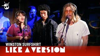 Winston Surfshirt - 'Ali D' (live for Like A Version)