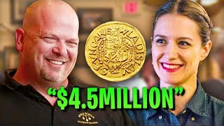 The Most Expensive Purchases Ever Made on Pawn Stars