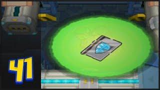 Pokémon Black 2 & White 2 Gameplay Walkthrough - Team Plasma Ship Puzzle, Obtaining The Plasma Card
