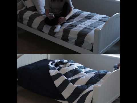 Beddy's vs traditional bedding