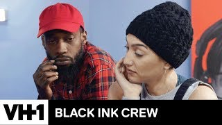 The Crew Finds Out That Donna May Be In Trouble 'Sneak Peek'   Black Ink Crew