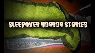 3 Scary TRUE Sleepover Stories (Vol. 4)