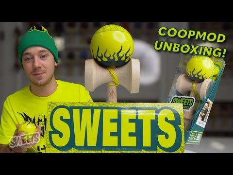 Video SWEETS KENDAMAS Kendama PRO MODS Cooper eddy