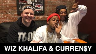 Wiz Khalifa and Curren$y '2009' Interview