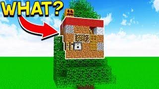WORLD'S WORST MINECRAFT HOUSE! (EP 4)