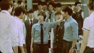 MinSul (Minho + Sulli) Love Story - Part 1 || Because of her ||