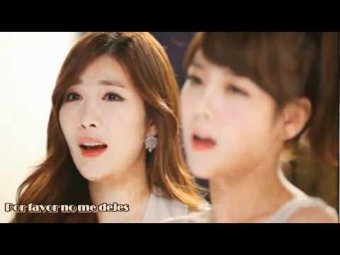 Davichi &  T ARA     (We Were In Love) Sub español