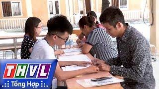 THVL | Người đưa tin 24G | Hạ điểm chuẩn tuyển sinh lớp 10 ở Hà Nội: Khóc rồi cười khi rớt thành đậu