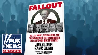 New book 'Fallout' examines swampy dealings of Obama-Biden admin