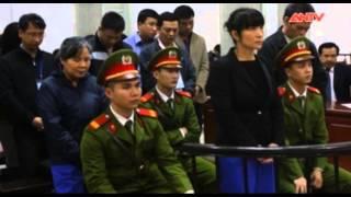 """Tuyên án 18 bị cáo trong """"đại án"""" Agribank chi nhánh nam Hà Nội"""