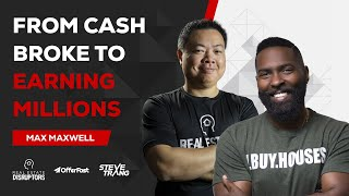 Wholesaling Real Estate   Max Maxwell - From Broke in 2016 to Earning $1MM in Wholesale Fees in 2018