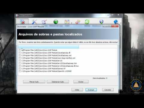 Baixar Revo Uninstaller Portable - Aula 1/2 - Como desinstalar Softwares - www.professorramos.com