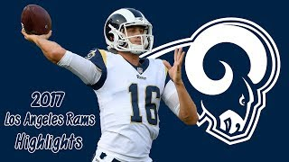 2017 Los Angeles Rams Highlights