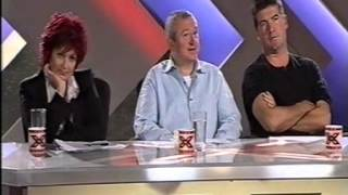 The X factor 2004 best and wost 1 EP