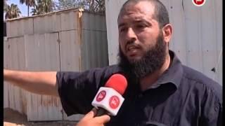 الحرب على غزة جولة على معبر رفح البري 25-8-14