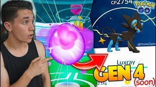 Could This Mean GENERATION 4 IN POKÉMON GO? Sooner Than You Think + NEW LEGENDARY!