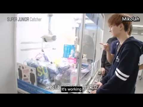 [Eng Sub] Super Show 5 Japan DVD - SJ Catcher