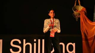 I'm a designer, my name is conflict | Anamika Khanna | TEDxIIMShillong