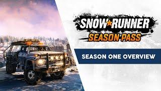 SnowRunner opens first season