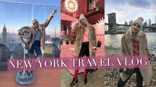 NEW YORK TRAVEL VLOG 2 | 2017