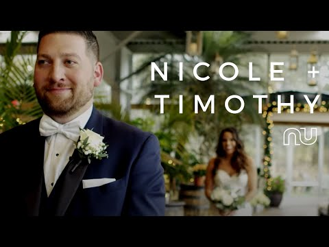 A Flowerfield Wedding Video | Long Island Wedding Videographer | NuView Weddings - Nicole + Timothy